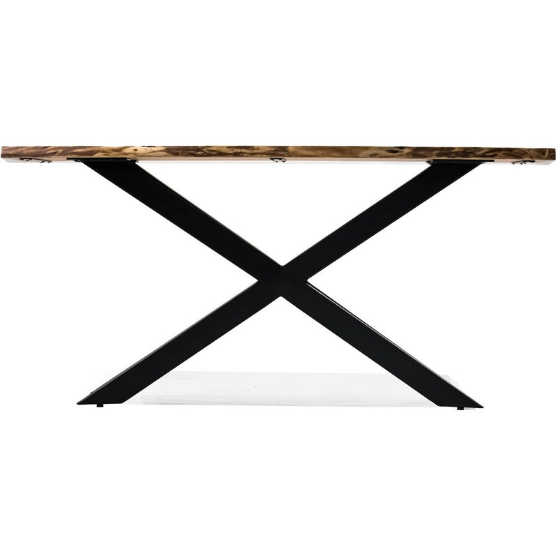 LIVING Console Table / Natural Acacia - Timber Xavier - Console Table