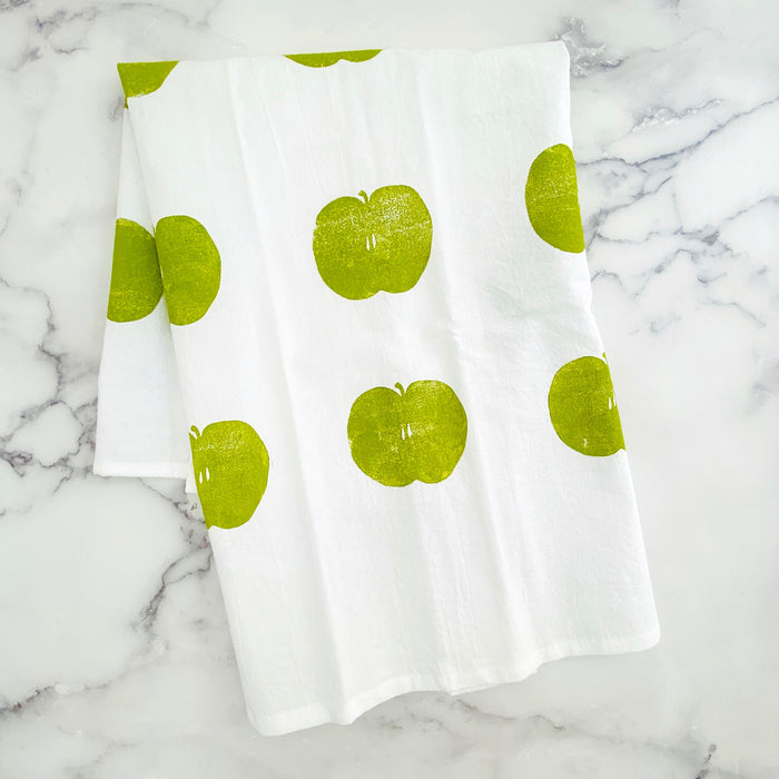 Tea Towel - Apples