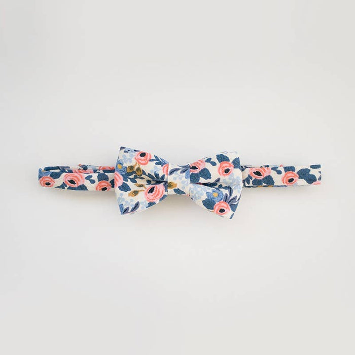 Kid Bow Ties- Rifle Paper Co: Perwinkle