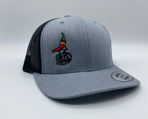 Sendy MTB Snap-Back by Ski Town All-Stars