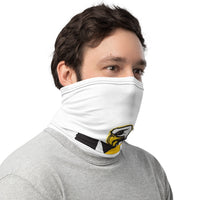 Cover your face in style with the Falcon Neck Gaiter!