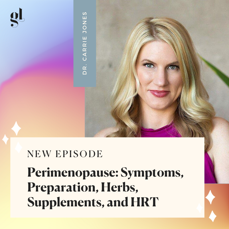 Are Your Perimenopause Symptoms Normal? | Dr. Carrie Jones