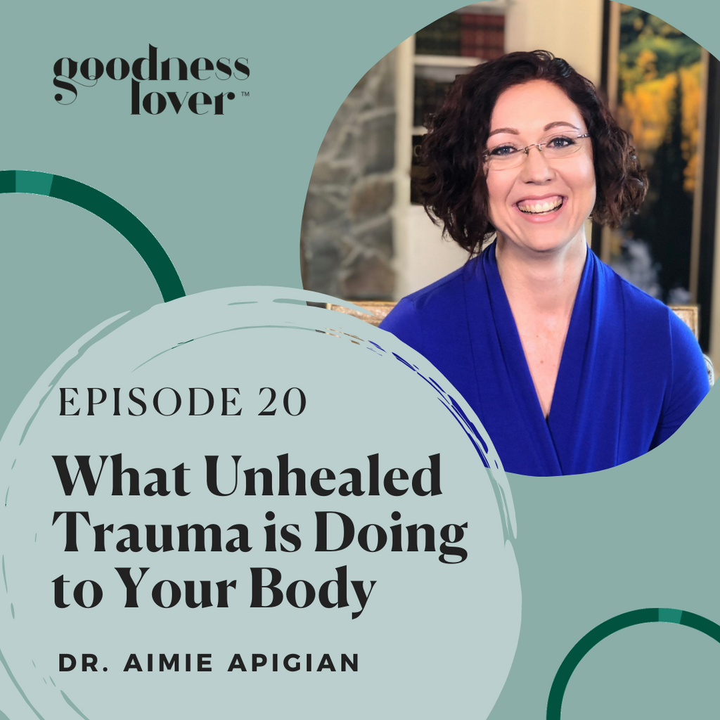 How Trauma Affects Your Health and How to Safely Process It | Dr. Aimie Apigian