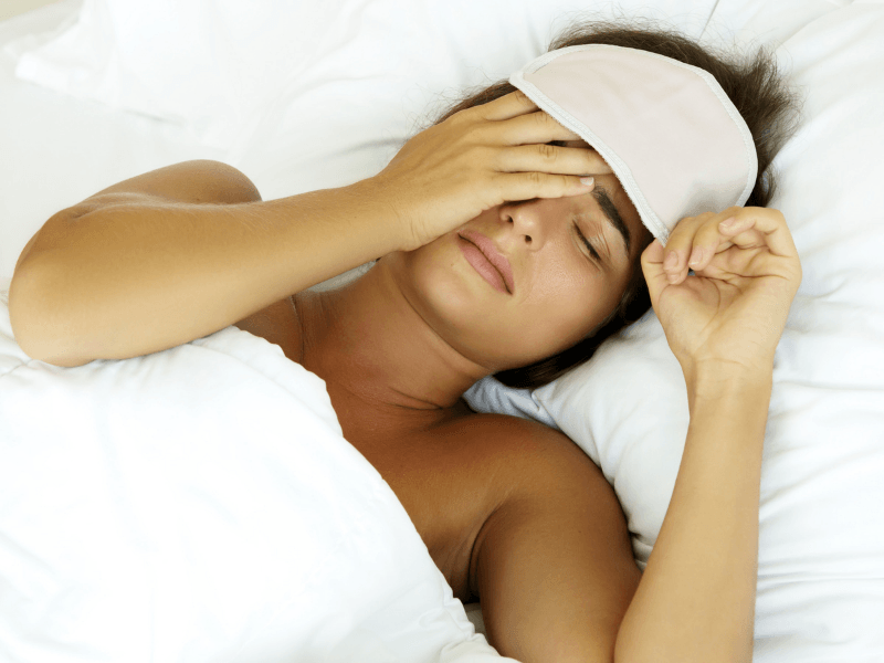 Dr. Moday shared why poor sleep and circadian rhythm negatively impact the immune system.