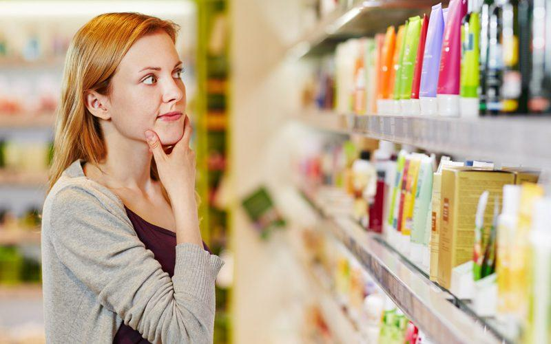 The best way to ensure you are getting a truly clean, toxin-free cosmetic or personal care product is to look for the USDA Certified Organic designation on the label