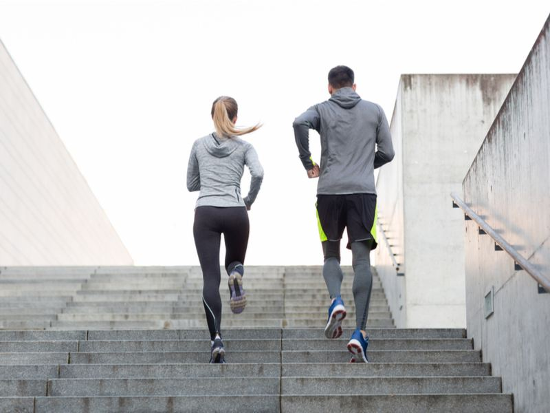 Participate in frequent physical activity as not only does it aid in weight gain, sleep disturbances and anxiety, it also reduces inflammation and improves symptoms of Hashimoto's