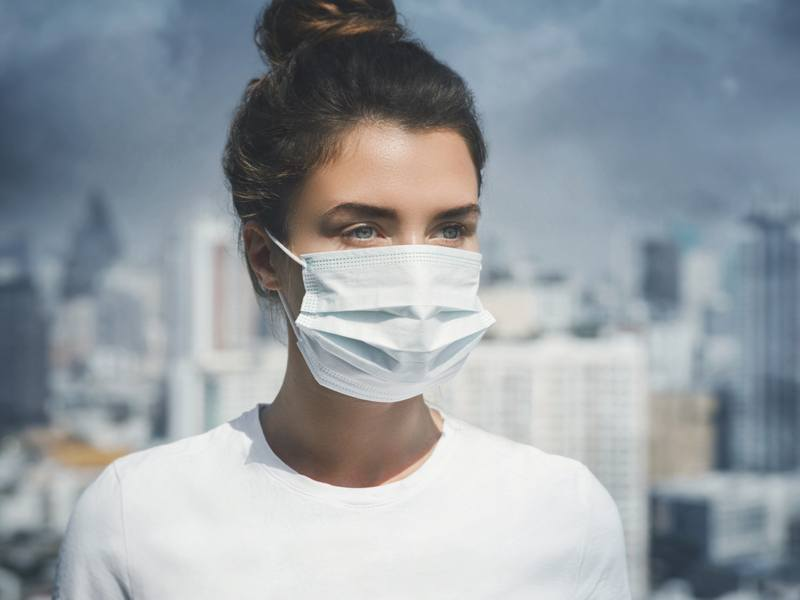 Air pollutants can trigger acne by increasing oxidative stress which can alter normal functions of lipids and proteins in the skin