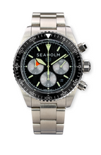 Load image into Gallery viewer, Seaholm Flats Chronograph Watch