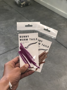 TAC Bunny Worm Tails