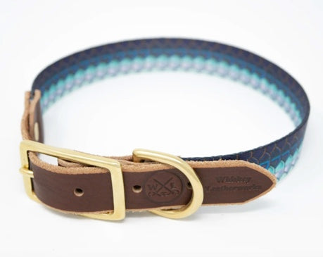 Whiskey Dog Collar