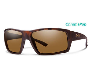 Challis ChromoPop Glass - Matte Tortoise / Brown