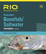 Load image into Gallery viewer, Rio Bonefish/Saltwater Tapered Leader