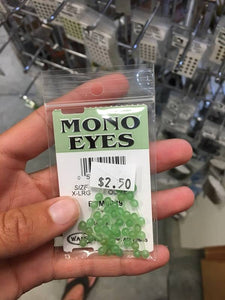 Barbell Mono Eyes
