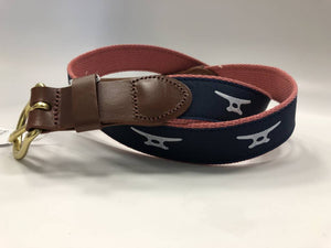 Boat Cleat Motif Belt