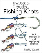 Load image into Gallery viewer, Practical Fishing Knots by Geoffery Budworth