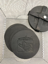 Load image into Gallery viewer, Borski Leather Coasters