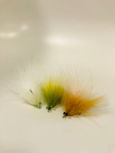 TAC Custom Flies - CAM's Fluff Nugget