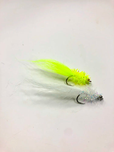 Tac Custom Flies - CAM's Schminnow