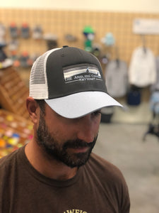 Industrial Mesh Hat Retro Wave