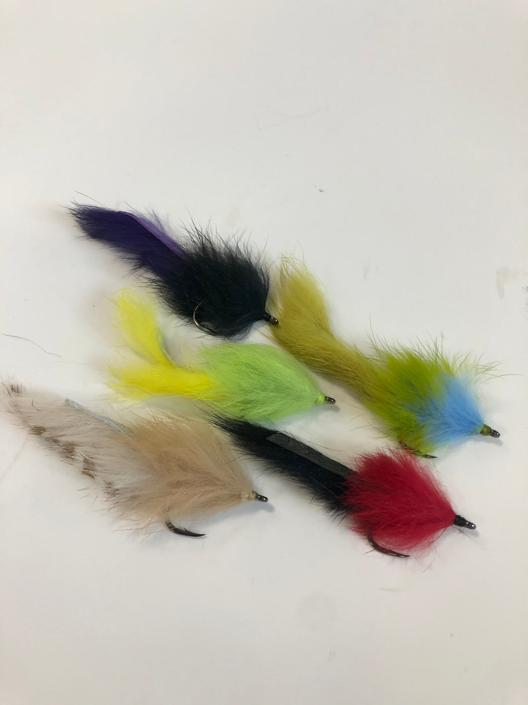 TAC Custom Flies - CAM's Tarpon Bunny