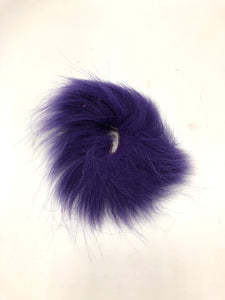 Arctic fox Tail