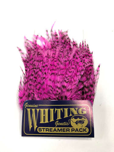Whiting Farms American Streamer Pack