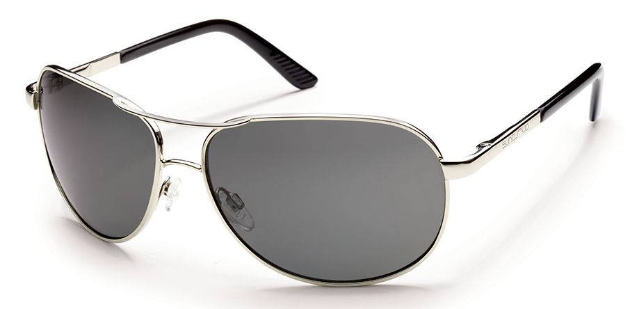 Aviator SC - Silver/Grey