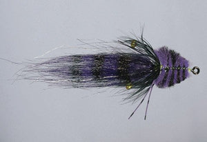 Colby's Purple Corona Toad- Size 1/0