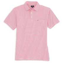 Load image into Gallery viewer, FH Pamlico Stripe Polo