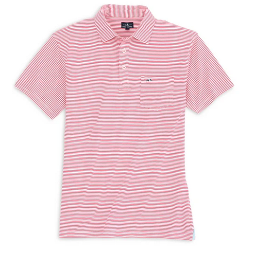 FH Pamlico Stripe Polo