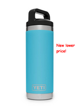 Load image into Gallery viewer, Yeti Rambler Bottle 18oz.