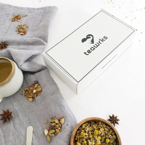 Tea Discovery Boxes