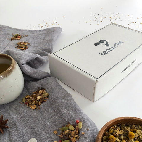 HERBAL WELLNESS TEA | TEA DISCOVERY BOX