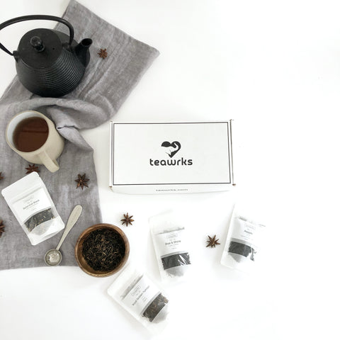BLACK TEA | TEA DISCOVERY BOX