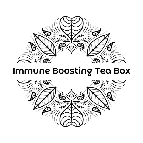 Immune-Boosting Tea Box