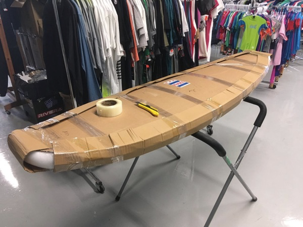 how to ship a surfboard