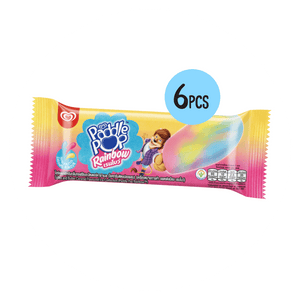 6 x Paddle Pop Rainbow Ice Cream Deal