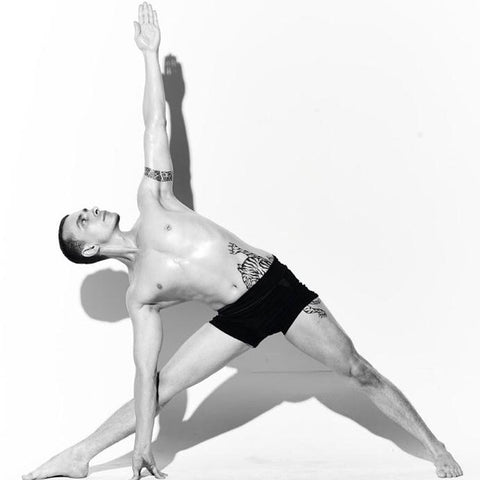 Matthew Kemp | Yoga Instructor | OMTOGETHER by ORGANIC LIFE KL
