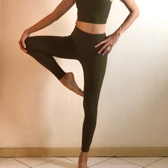 [Free Shipping] OHMfinity - SCULPT Leggings - Olive