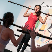 Load image into Gallery viewer, [Zoom] STICK YOGA AT HOME by Josephine Chan (75 min) at 9am on 14 November 2020 -completed