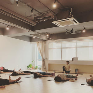 [Online Charity Class] SIVANANDA YOGA by Kaori (60 min) at 7 am Wed on 29 July 2020 -completed