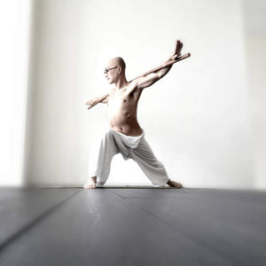 [Zoom] STICK YOGA WITH SHAOLIN TWIST by Lee Swee Keong (75 min) at 10am Fri on 13 Nov 2020 -completed