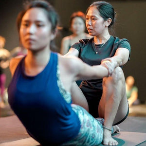 [Zoom] HIP OPENING PRACTICE by Mariana Sin (50 min) at 6.30pm Thu on 10 Sep 2020 - completed