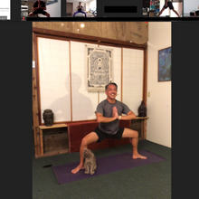 Load image into Gallery viewer, [Zoom] Modern Yoga Movement with Miles Maeda (50 min) at 9am Fri on 18 Dec 2020 - completed