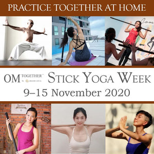 STICK YOGA WEEK UNLIMITED PASS (9-15 Nov 2020) - up to 5 classes