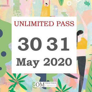 UNLIMITED PASS (30th 31st May 2020)