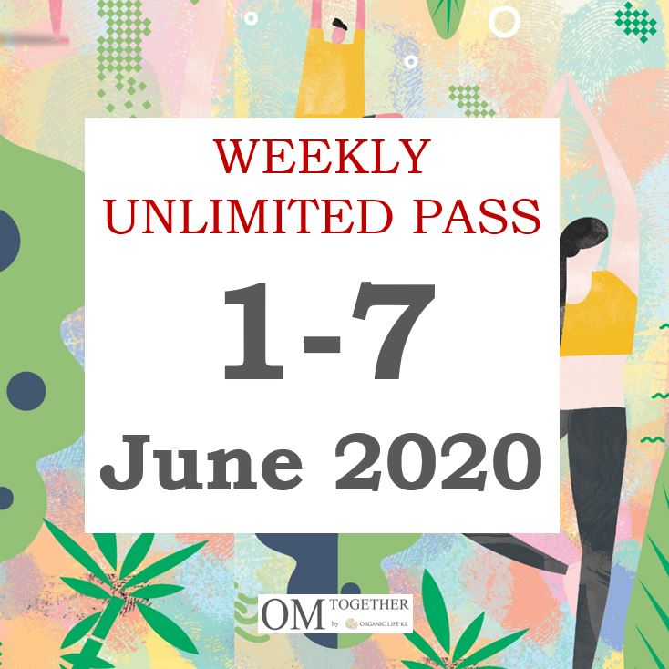 WEEKLY PASS (1-7 June 2020) -completed