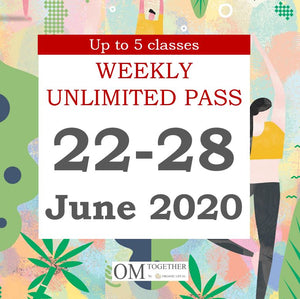 WEEKLY PASS (22-28 June 2020)
