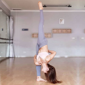 [Zoom] STRONG FORWARD BENDS by Yenny Christine (60 min) at 1.30pm Sat on 29 Aug 2020 -completed