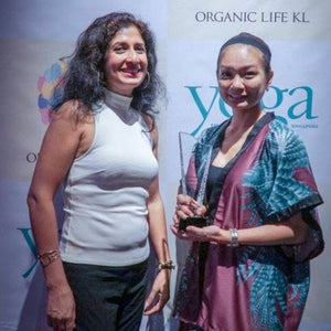 [Online] VIKASA YOGA AT HOME by Atilia Haron (45 min) at 8pm Fri on 24 July 2020 -completed